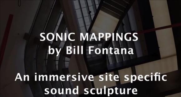 BillFontana SonicMapping Rome