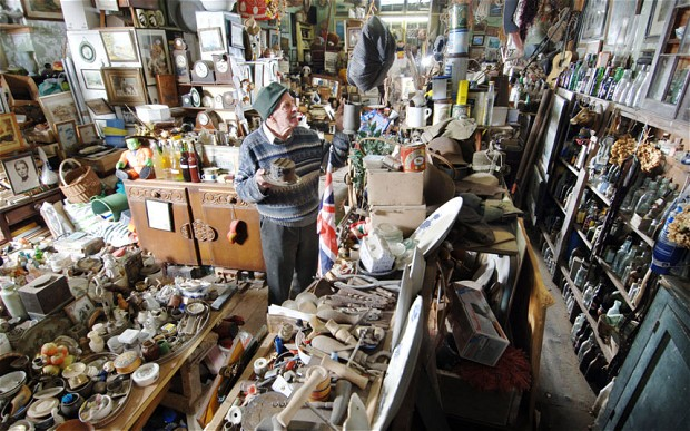 Libby Purves: There's a hoarder in all of us