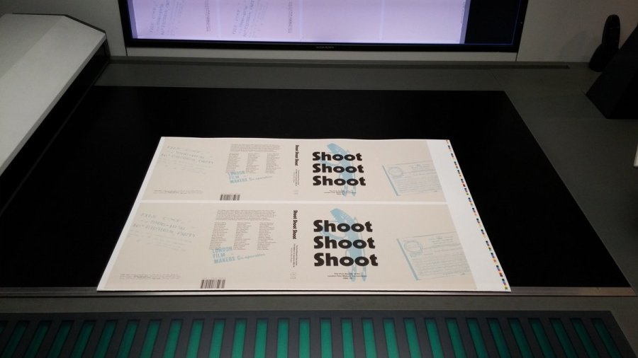 shootshootshoot LUX book jacket